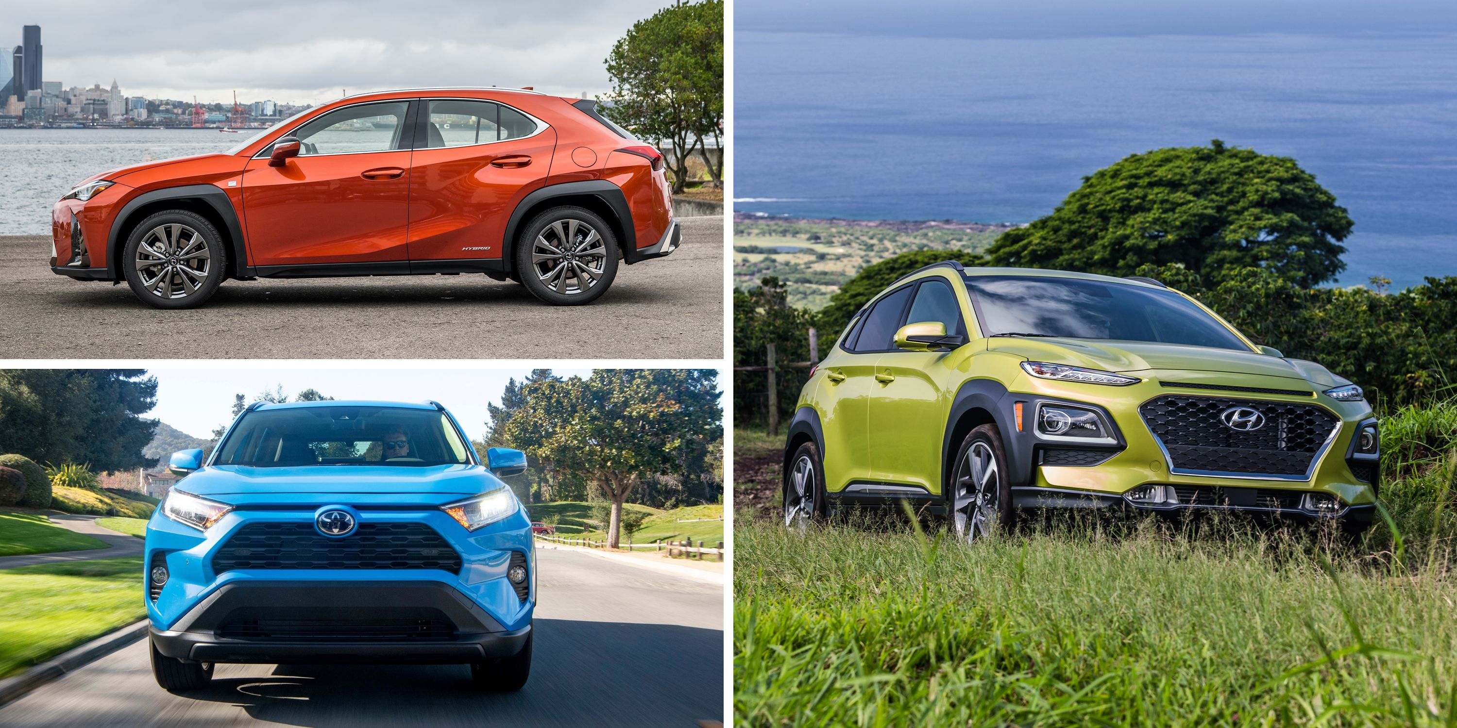 These 10 Non-Hybrid Crossovers and SUVs Get the Highest MPG in 2019