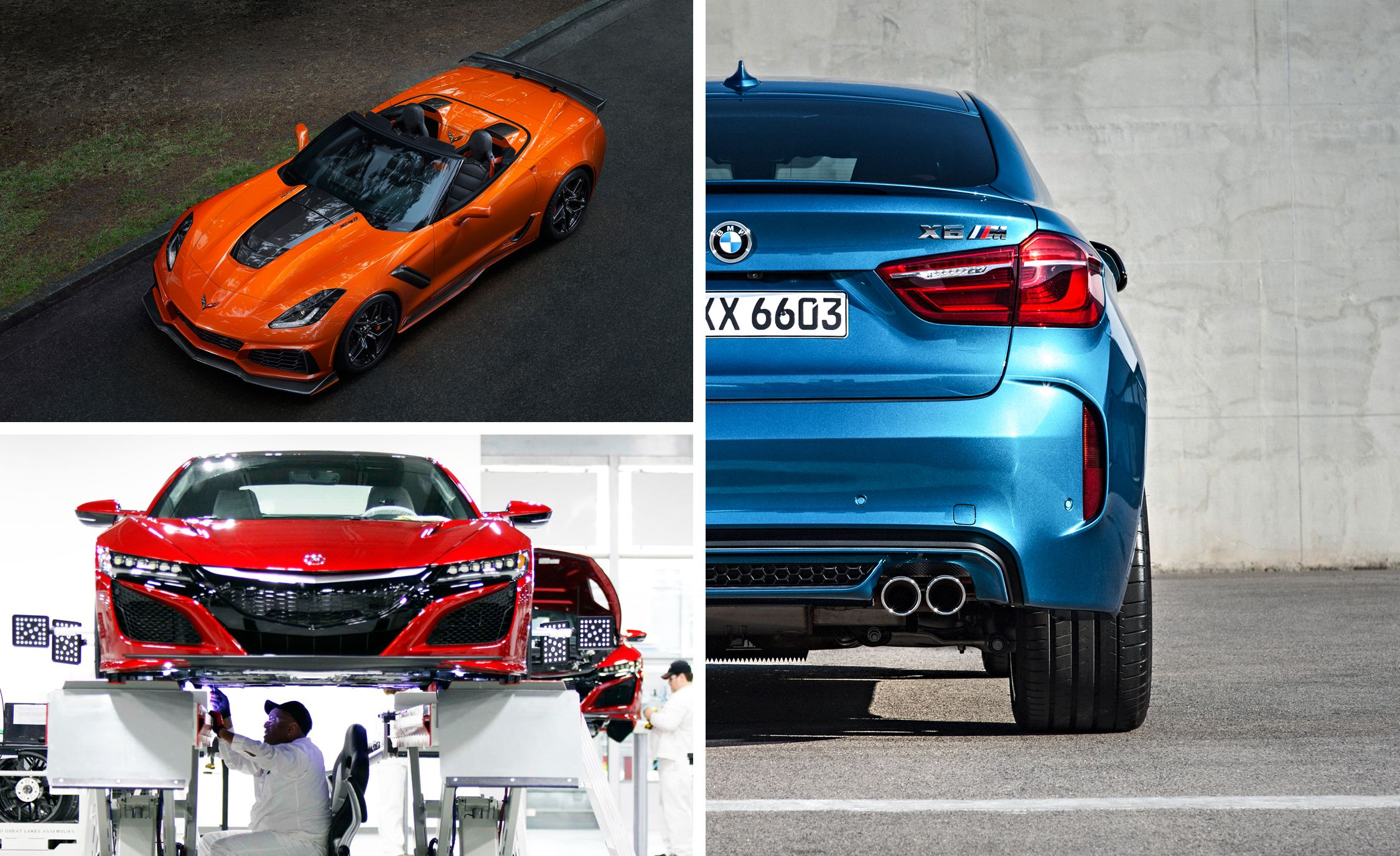 The Most Expensive Cars, Trucks, and SUVs Made in the U.S.A.