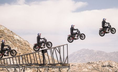 This Weekend, Travis Pastrana Will Attempt to Break Three of Evel Knievel's Motorcycle Jump Records