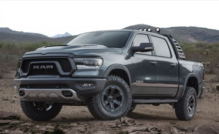 Pair of Mopar-Modified 2019 Ram 1500 Pickups Debut at SEMA