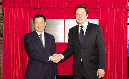 Tesla to Build Factory in China with Goal of Building Half a Million EVs