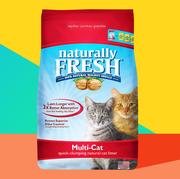 naturally fresh kitty litter