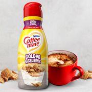nestle coffee mate golden grahams cereal flavored creamer