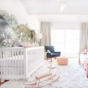 How to prepare a safe and healthy baby nursery