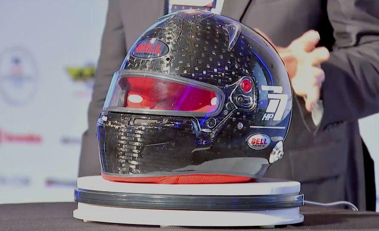 Check Your Head: FIA Introduces New Formula 1 Helmet