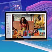 new Macbook Air laptop