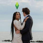 Photograph, Bride, Wedding dress, Gown, Wedding, Romance, Bridal clothing, Ceremony, Honeymoon, Dress,