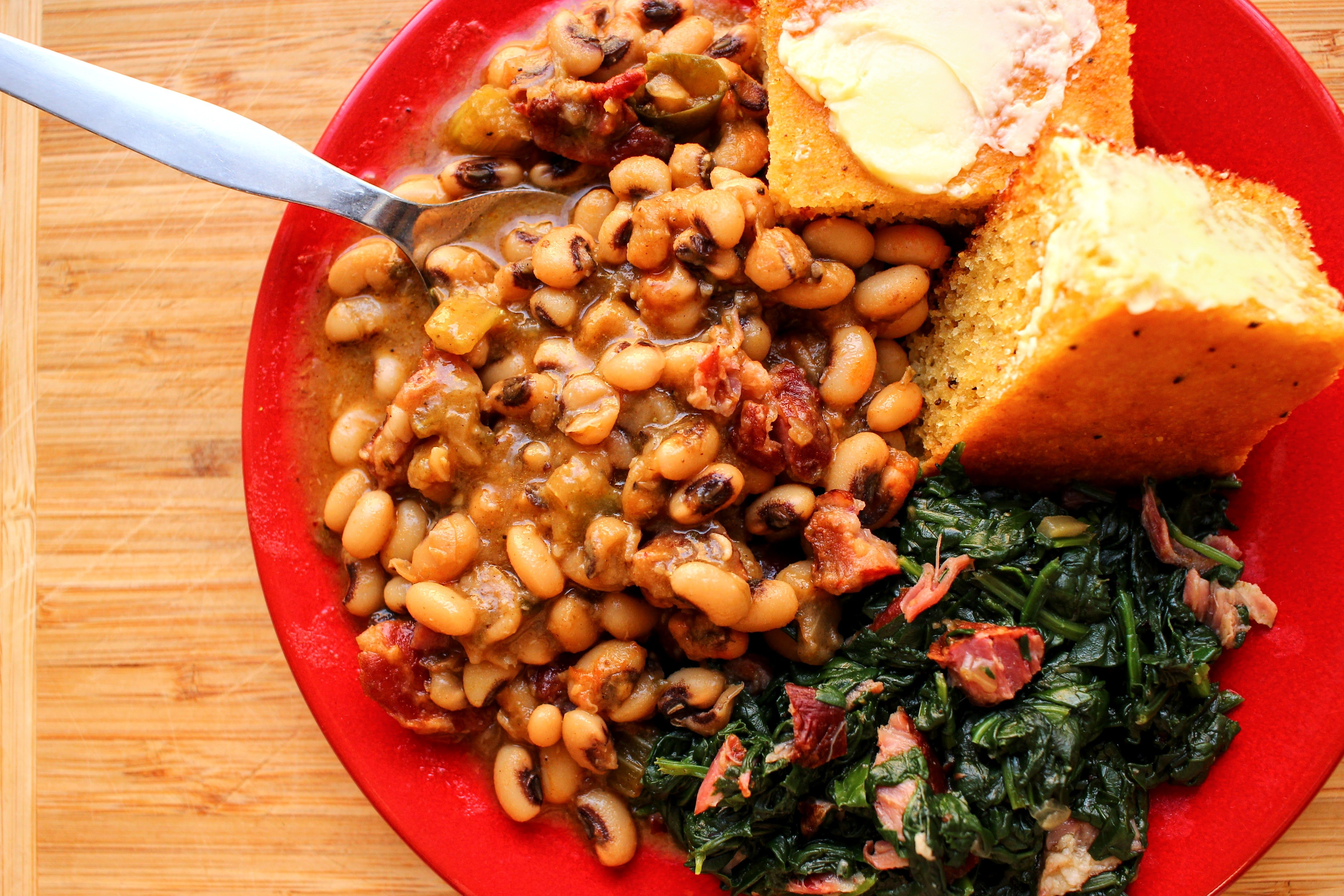 Best New Year S Black Eyed Peas Recipe How To Make New Year S Black Eyed Peas For Good Luck