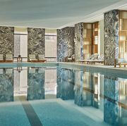 New York City hotels with indoor pools