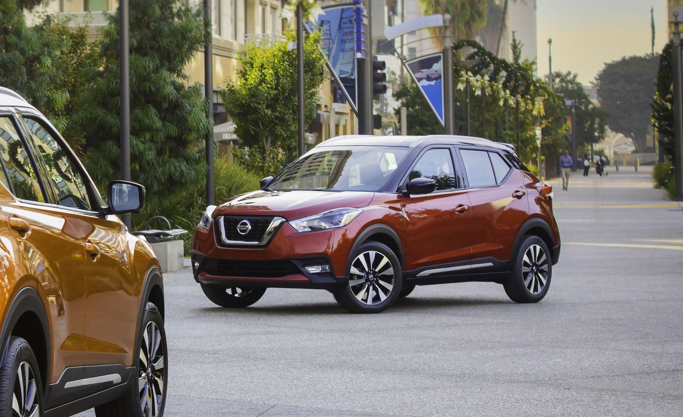 2019 Nissan Kicks Reviews Nissan Kicks Price Photos And Specs