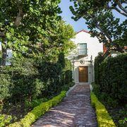 Vegetation, Property, House, Green, Home, Real estate, Tree, Walkway, Building, Botany,