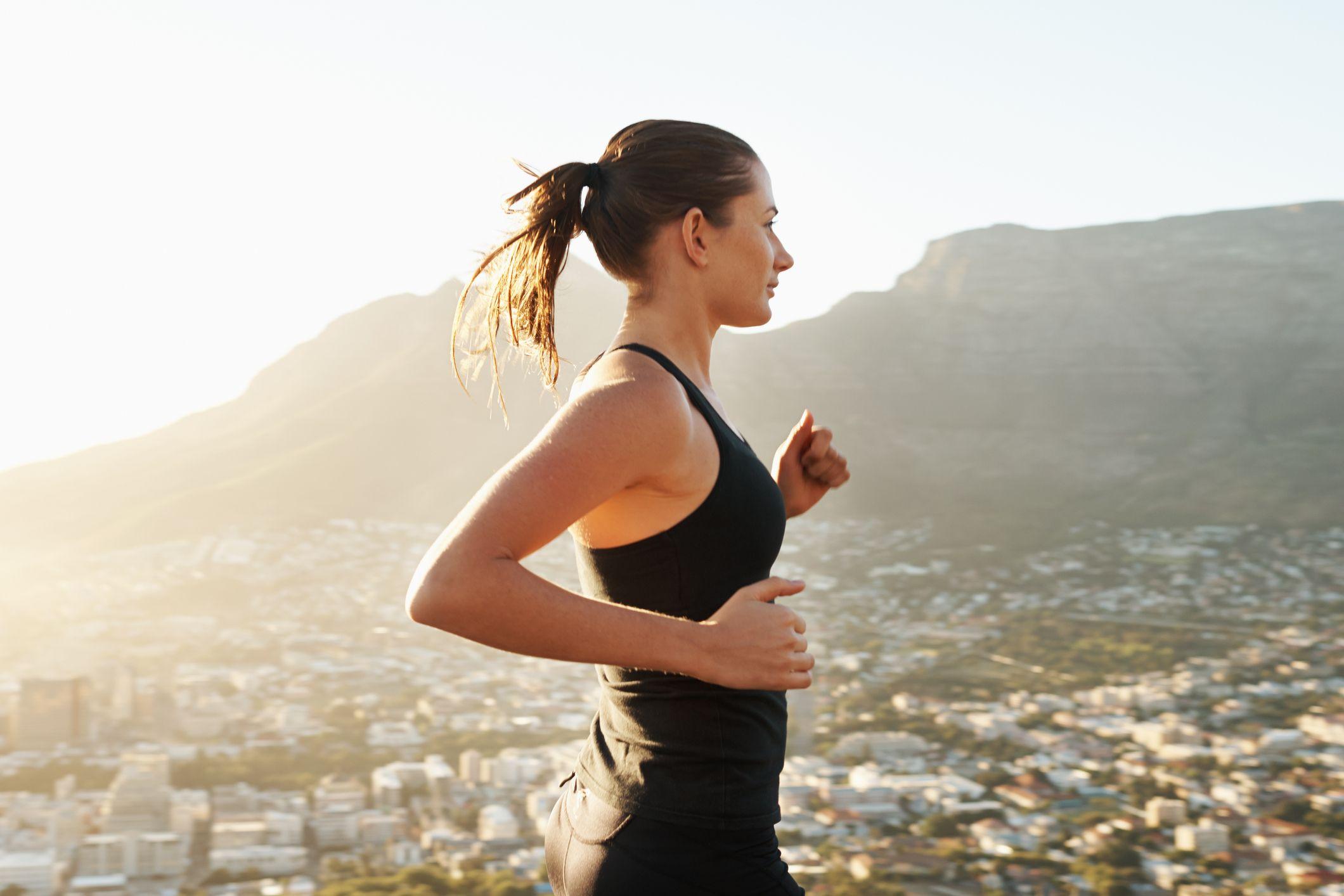 nipple pain running