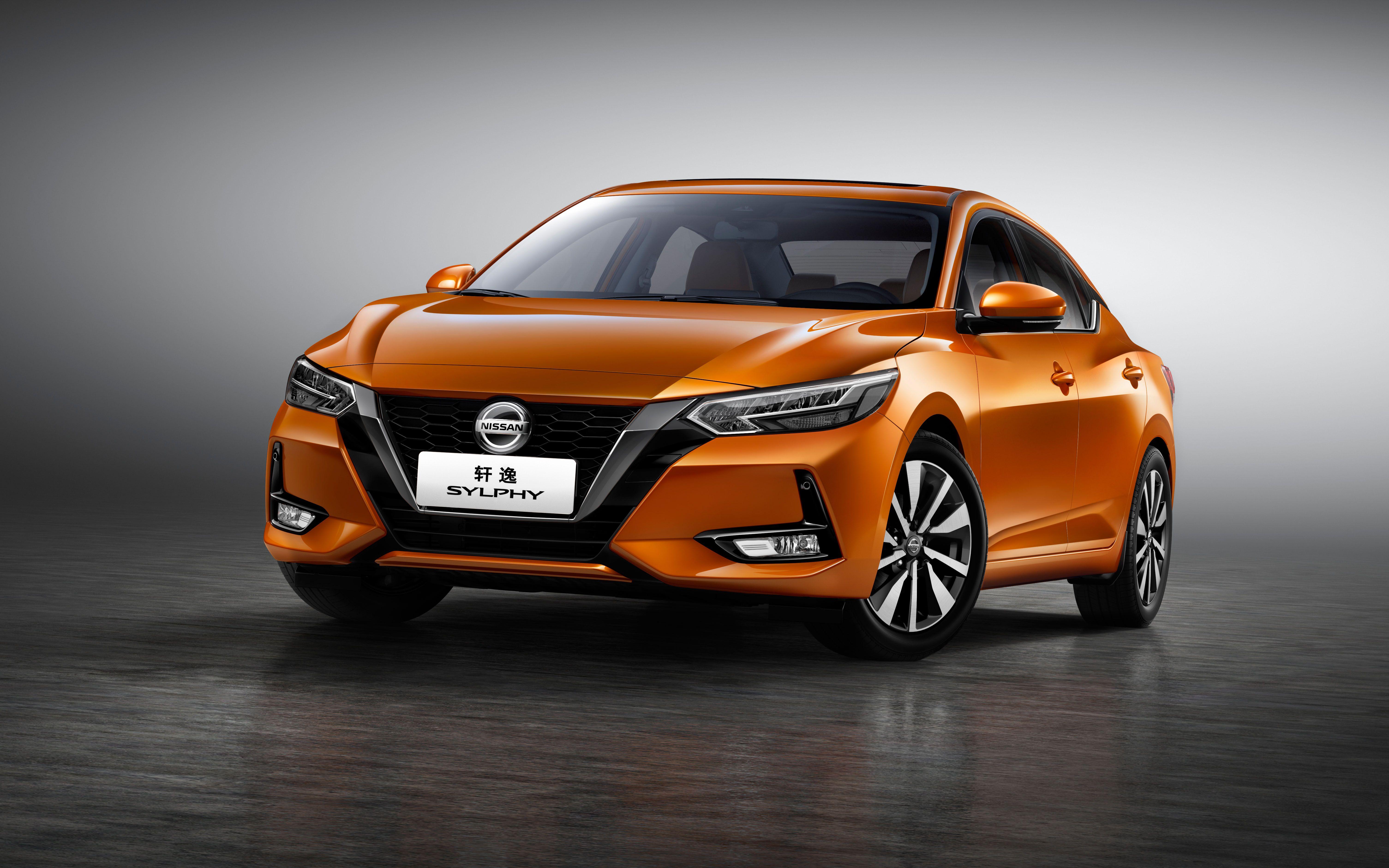 Nissan sylphy autoshanghai2019 001 source 1555684032