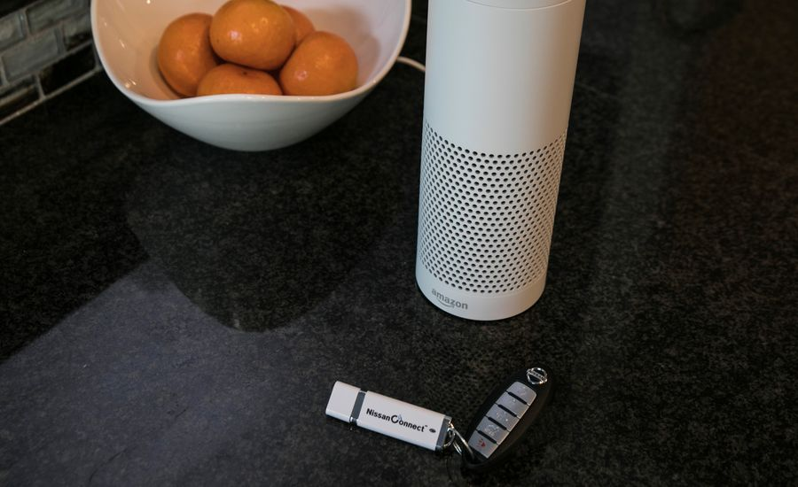 Alexa, Start the Car: These Vehicles Are Compatible with Amazon's Alexa AI Voice Assistant
