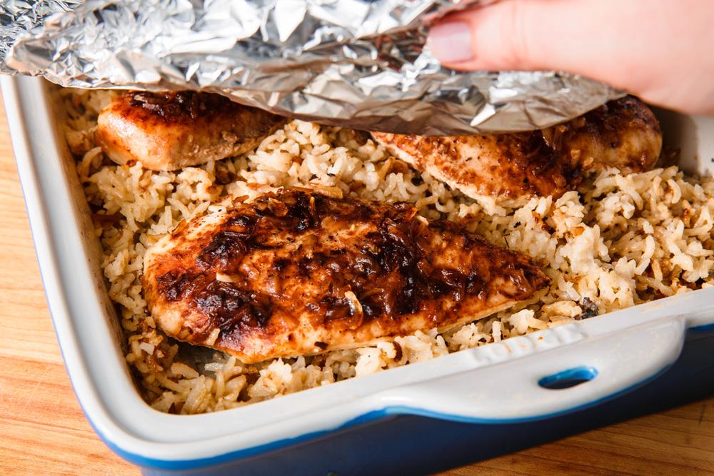 Best No Peek Chicken Recipe How To Make No Peek Chicken