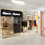 nordstrom black space concept shop