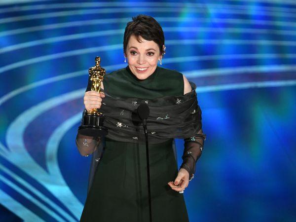 【アカデミー賞2019】主演女優賞オリヴィア・コールマンの爆笑受賞スピーチ #Oscars