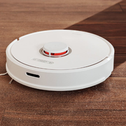 Roborock S6 robot both vacuums and mops with a HEPA filter for allergy sufferers.