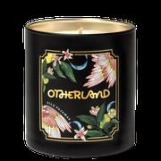 otherland silk pajamas candle