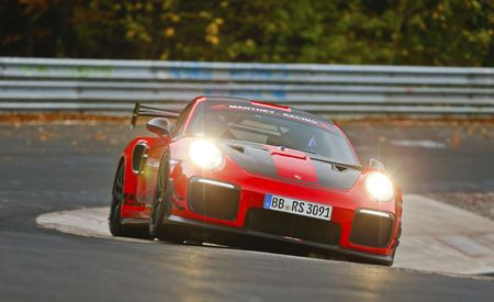 Porsche Has Set another Nurburgring Record with a Modified 911 GT2 RS