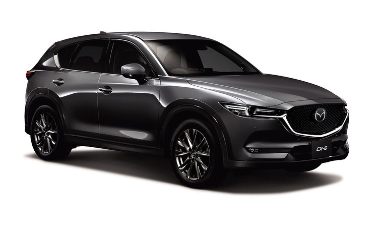 Mazda CX-5 Expected to Get Turbo 2.5-Liter Engine for 2019 [Update with Japan-Market Info]