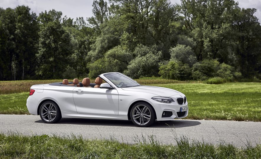 Droptop Roundup: Every Convertible Currently on Sale in the U.S. in 2018 - Slide 9