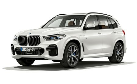 The New Bmw X5 Plug In Hybrid Is More Promising Than Old One