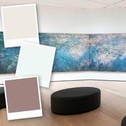 Art, Art gallery, Tourist attraction, Modern art, Visual arts, Design, Museum, Art exhibition, Interior design, Room,