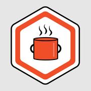 Line, Cup, Orange, Clip art, Logo, Illustration, Font, Graphics, Emblem, Coffee cup,