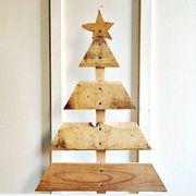 Christmas tree, Christmas decoration, Tree, Wood, Room, Home, Interior design, Furniture,