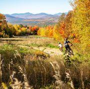 mountain biking for beginners best destinations