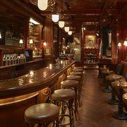 Restaurant, Tavern, Building, Café, Bar, Coffeehouse, Pub, Diner, Interior design, Cafeteria,