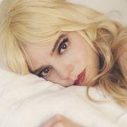 anya taylor joy 'shoot at home' for netflix by pip