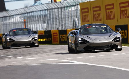 Blitz Formula 1 Tracks with the Pirelli Hot Laps Ridealong Program