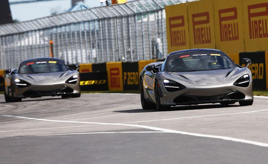 Blitz Formula 1 Tracks with the Pirelli Hot Laps Ridealong Program