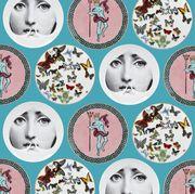 decorative plates to hang   elle decor