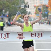 Martin Hehir wins Pittsburgh 10 miler
