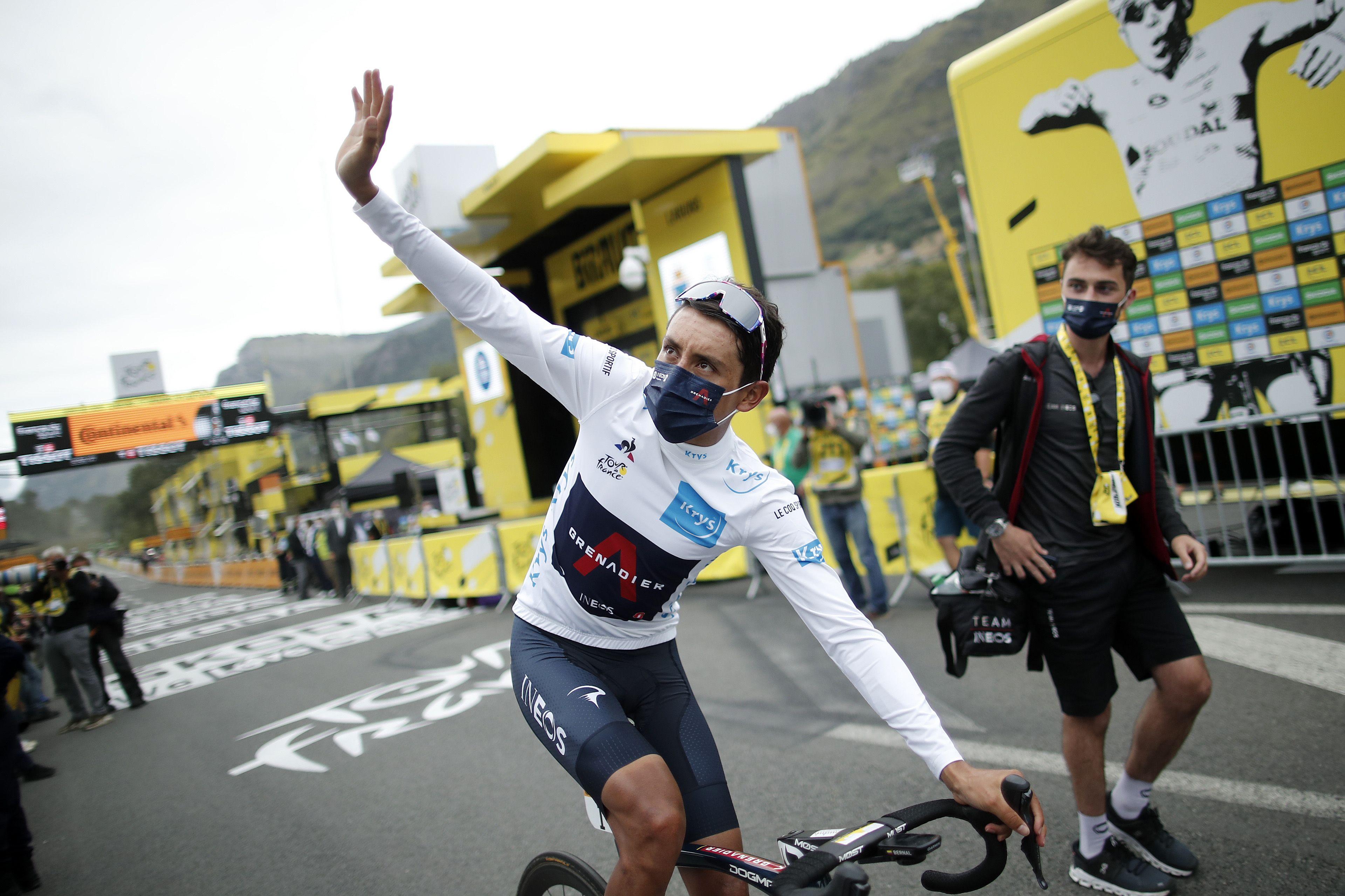 107th Tour de France 2020 - Stage 9