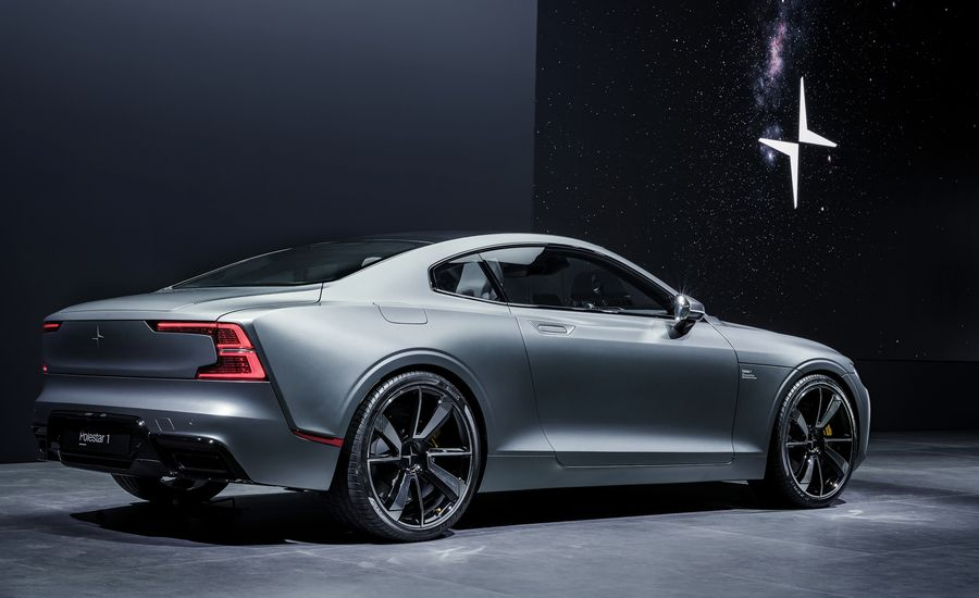 Polestar Will Have Showrooms, But You Can't Buy a Car There