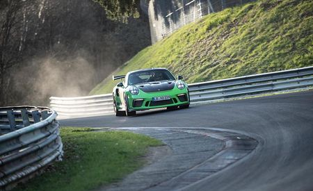 The Genie of Death: Porsche 911 GT3 RS Rounds the Green Hell in 6:56.4 [Video]