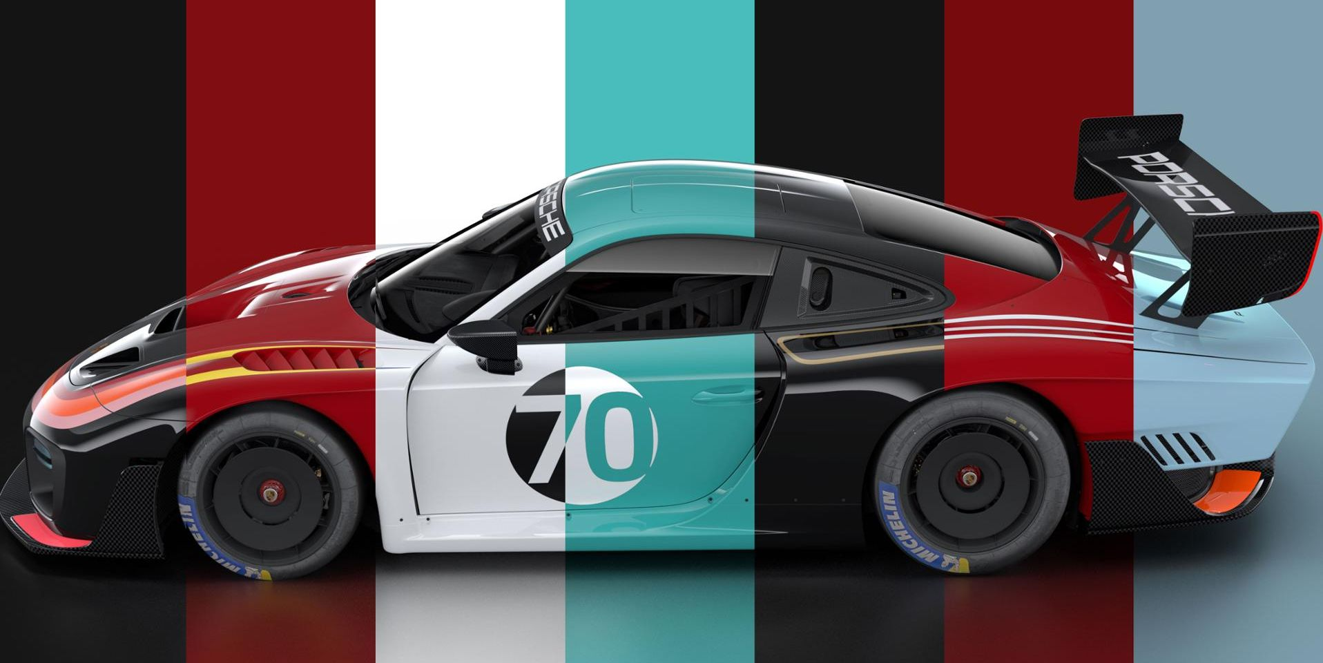 Check Out the New Porsche 935's Super Rad Retro Racing Liveries