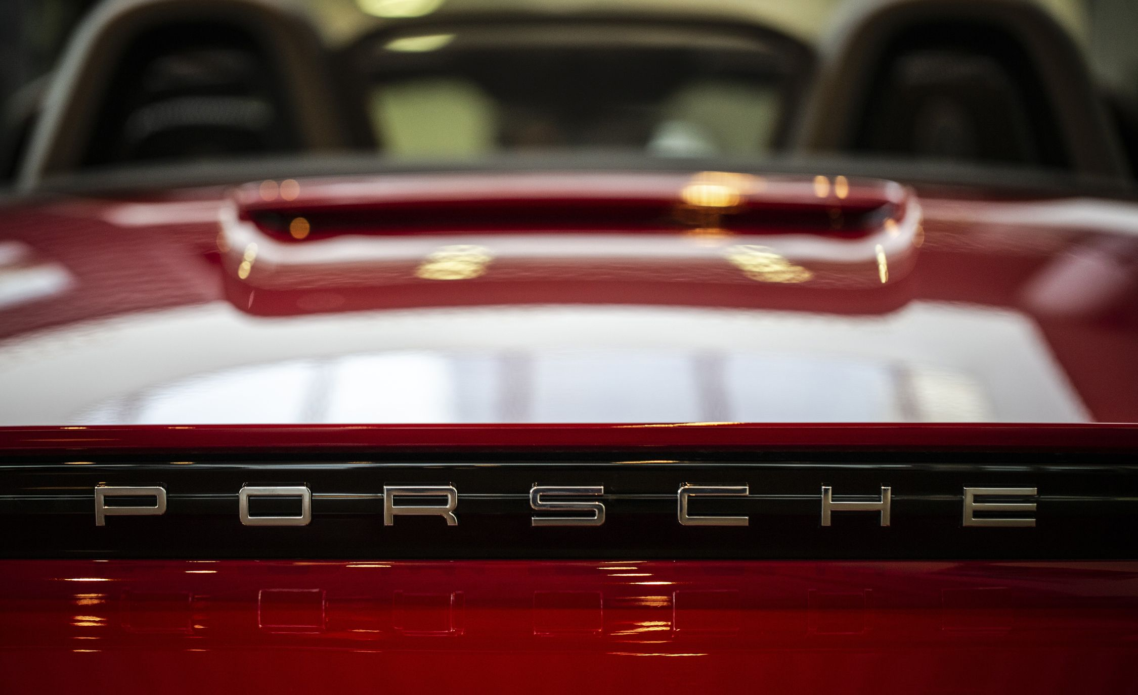 """Porsche Eyeing IPO as a """"Super Premium"""" Spinoff from the Volkswagen Group"""