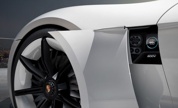 Porsche Planning 500 Very Fast Chargers for Mission E in the U.S.