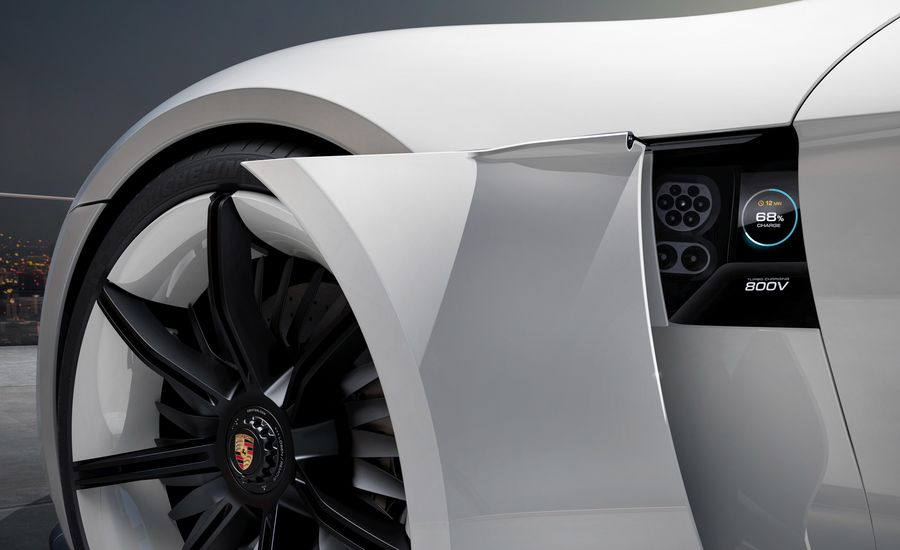 Porsche Planning 500 U.S. Fast-Charging Stations for Mission E ...