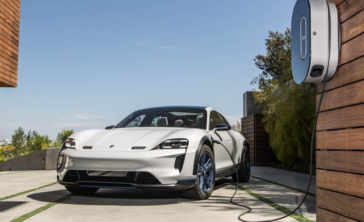 What Is the Sound of an Electric Porsche?