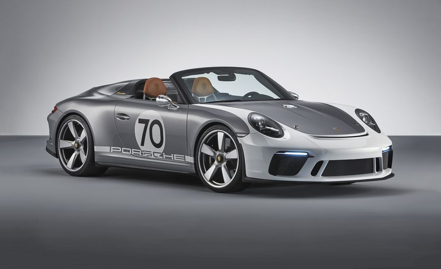 Porsche 911 Sdster Concept Blends Past and Future | News | Car ... on