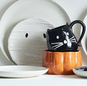 Pottery Barn Halloween Dishes