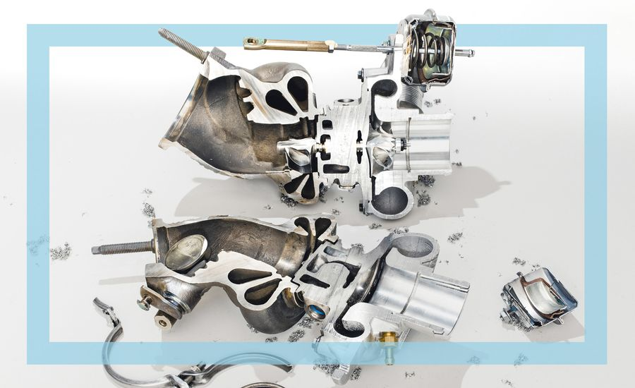 Prime Cuts: We Slice Open a Turbocharger to Reveal How It Works