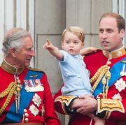 prince george prince charles