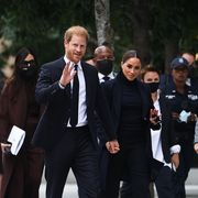 prince harry and meghan markle visit nyc